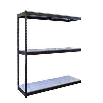 Hallowell Rivetwell, Double Rivet Boltless Knock-Down Shelving