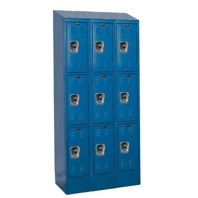 Hallowell ReadyBuilt II Assembled Locker (Quick Ship)