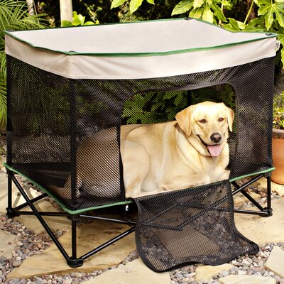Instant yard kennel reviews wayfair for Camping a couture 49