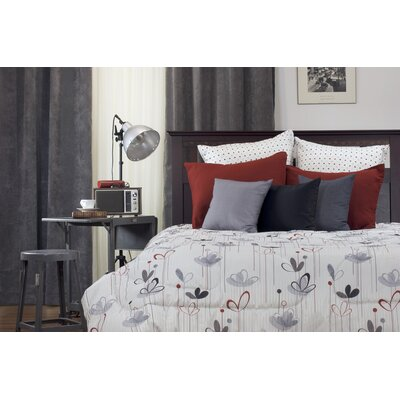 LJ Home Petal Bedding Collection