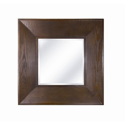 CompoClay Wood Beveled-In Mirror - Large