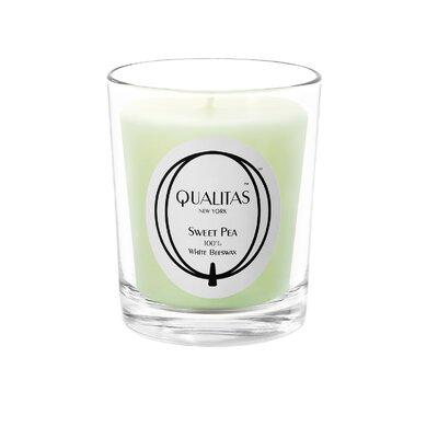 Qualitas Candles Beeswax Spanish Moss Scented Candle