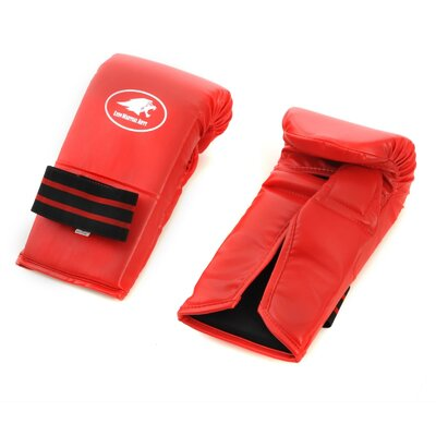 Lion Martial Arts Vinyl Punch Glove Pair