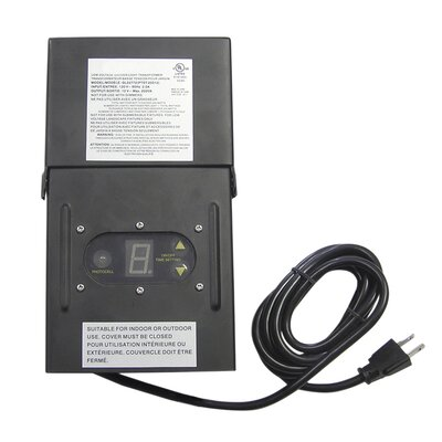 Complete Aquatics Transformer with Photo Sensor and Digital Time
