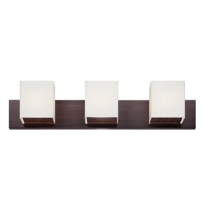 Alternating Current FeeFiFaux 3 Light Bath Vanity / Wall Sconce
