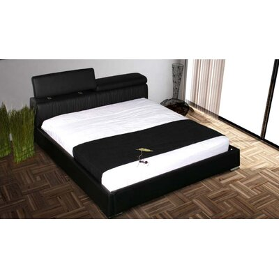 Casabianca Furniture Angel Platform Bed