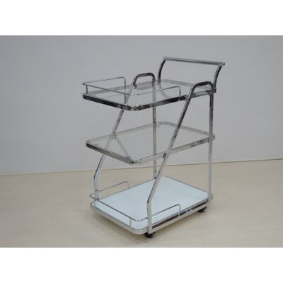 Casabianca Furniture Rimini Kitchen Cart