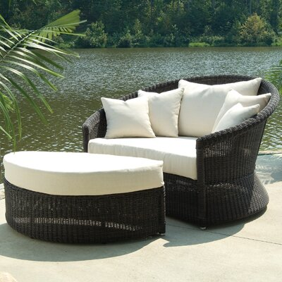 Padmas Plantation Outdoor Haven Deep Seating Chair