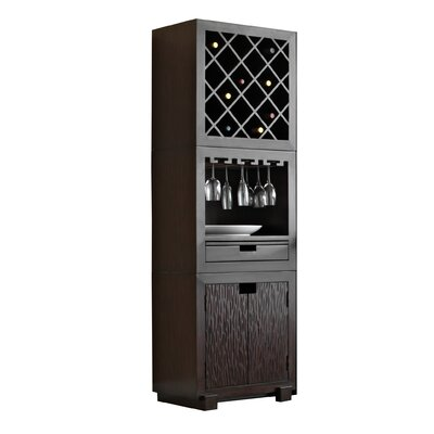 Modulare 18 Bottle Wine Cabinet