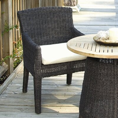 Padmas Plantation Outdoor Bay Harbor Dining Arm Chair