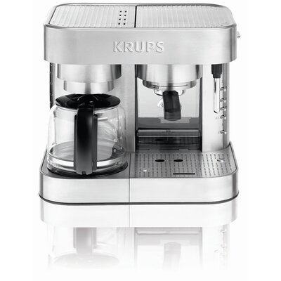Krups Combo Coffee / Espresso Machine