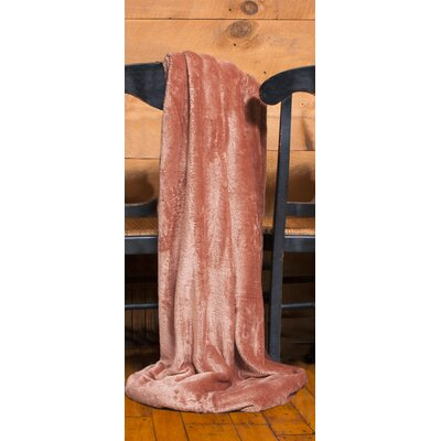 Berkshire Blanket Shimmersoft Polyester Throw