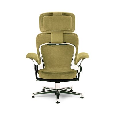 Steelcase Leap 464 Series WorkLounge High-Back Leather Office Chair