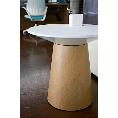Steelcase Glass/Paper Table