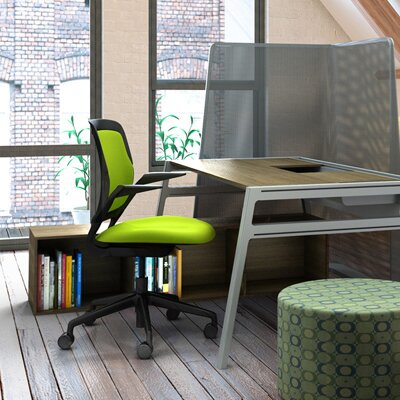 Steelcase Turnstone Bivi Table for One