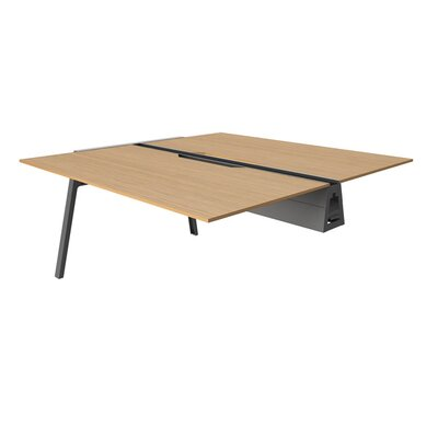 Steelcase Turnstone Bivi Plus Two Table