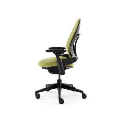 Steelcase Leap Mid-Back Upholstered Office Chair