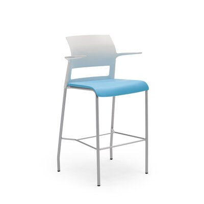 Steelcase Move Multi-Use Stool Upholstered