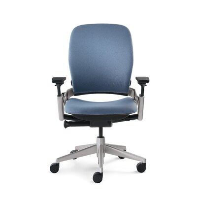 steelcase leap fabric office chair reviews wayfair