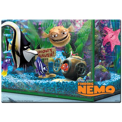 Finding Nemo (The Tank) Glass Print Board