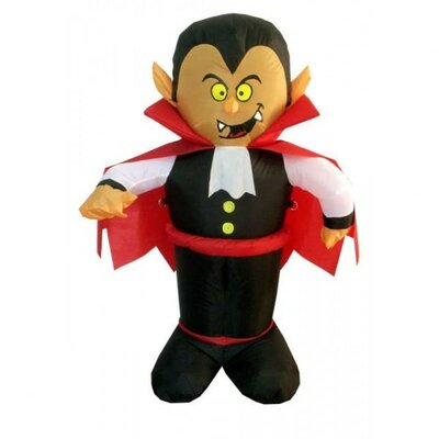 BZB Goods 4' Halloween Inflatable Vampire
