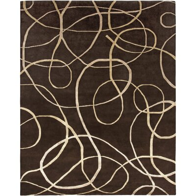 Synergy Xara Brown Rug