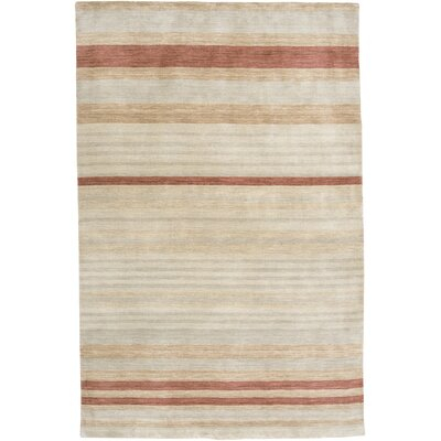 AMER Rugs Espanola Design Cloud White, Hand-Woven Rug