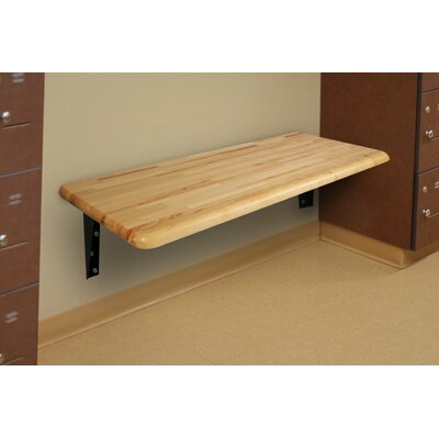 WB Manufacturing Hardwood Locker ADA Bench