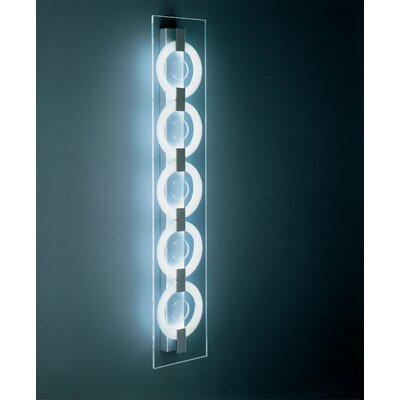 Itre O-Sound Five Light Wall / Ceiling Light