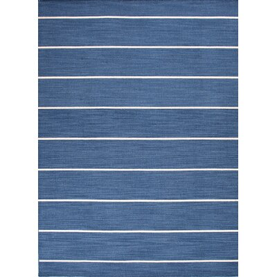 Coastal Living™ by Jaipur Rugs Coastal Living(R) Dhurries Denim Stripe Rug