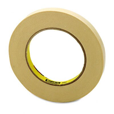 "3M Scotch General Purpose Masking Tape 234, 3"" Core"