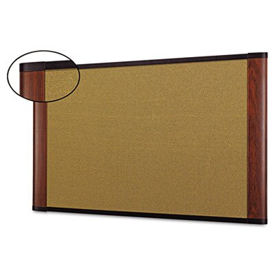 3M 2.22' x 3.19' Bulletin Board