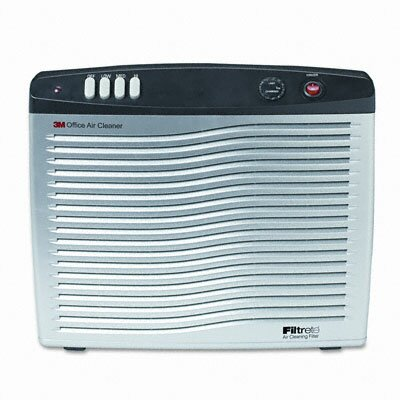 3M 3M Office Air Cleaner with Filtrete Media Filter