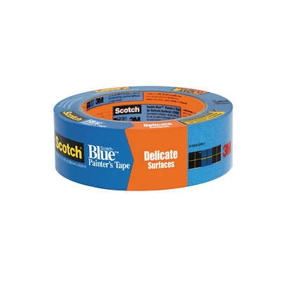"3M 1/2"" X 60 Yard Scotch-Blue™ 2080 Painter's Tape For Delicate Surfaces"