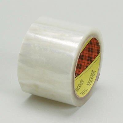 3M X 50M Scotch 371 Pressure Sensitive Clear Box Sealing Tape at Sears.com