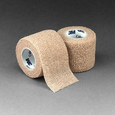 3M X 5 Yard Coban® Self Adherent First Aid Wrap