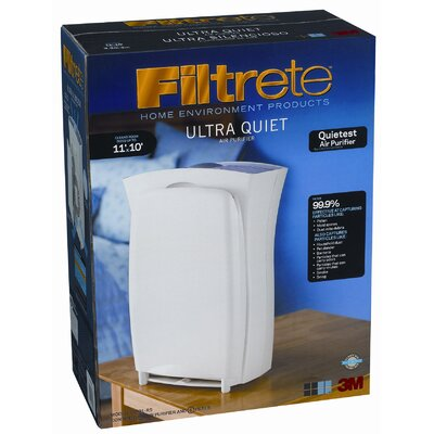 3M Small Filtrete™ Ultra Quiet Air Purifier
