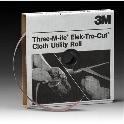 "3M Utility Cloth 1-1/2"""" Roll 50Yd 120Gr"
