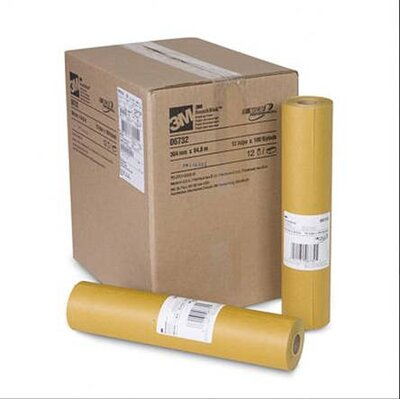 "3M Masking Paper Scotchblok 12"""" X 180 Ft"