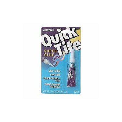 OSISealants QuickTite® Super Glue Gel 235495