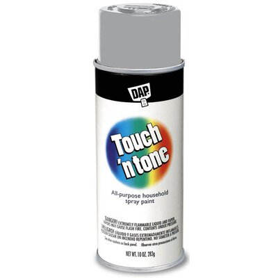 DAP Aluminum Touch ´N Tone® Spray Paint