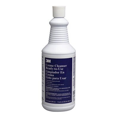 3M Bathroom Creme Cleanser Bottle