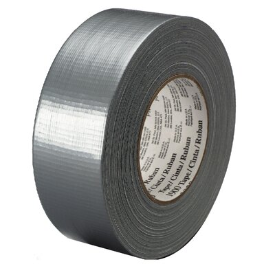 "3M 3"" x 50 Yards Silver Duct Tape"