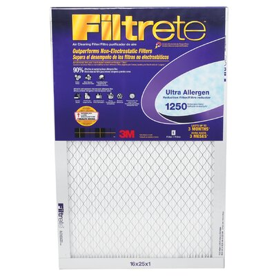 3M Filtrete Ultra Allergen Furnace Air Filter