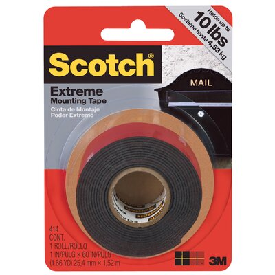 3M Extreme Mounting Tape