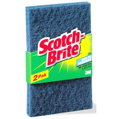 3M Scotch-Brite Multi-Purpose No Scratch Scour Pad