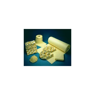 "3M Chemical Sorbent Pads - 11""x13""pad powersorb sorbent"