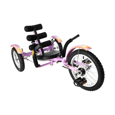 "Mobo 16"" Mobito Three Wheel Cruiser"