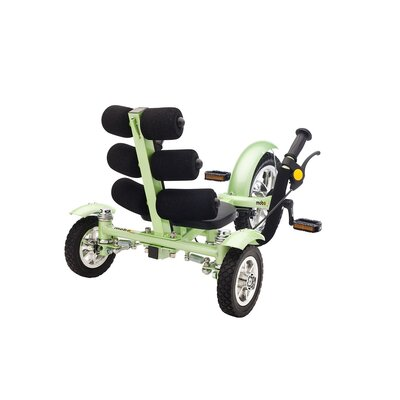 "Mobo 12"" Mini Three Wheeled Cruiser"