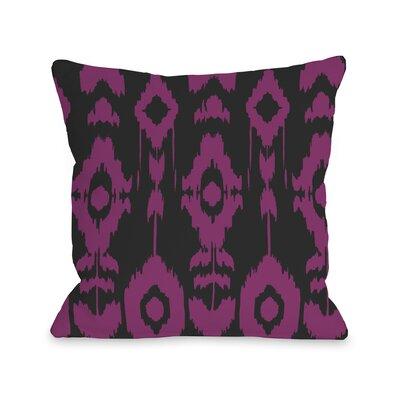 One Bella Casa Forever Ikat Pillow